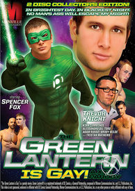 Green Lantern Is Gay An All Male Xxx