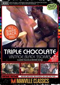 Triple Chocolate Vintage Black 3some