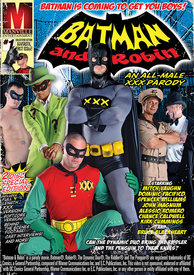 Batman and Robin Malexxx Parody